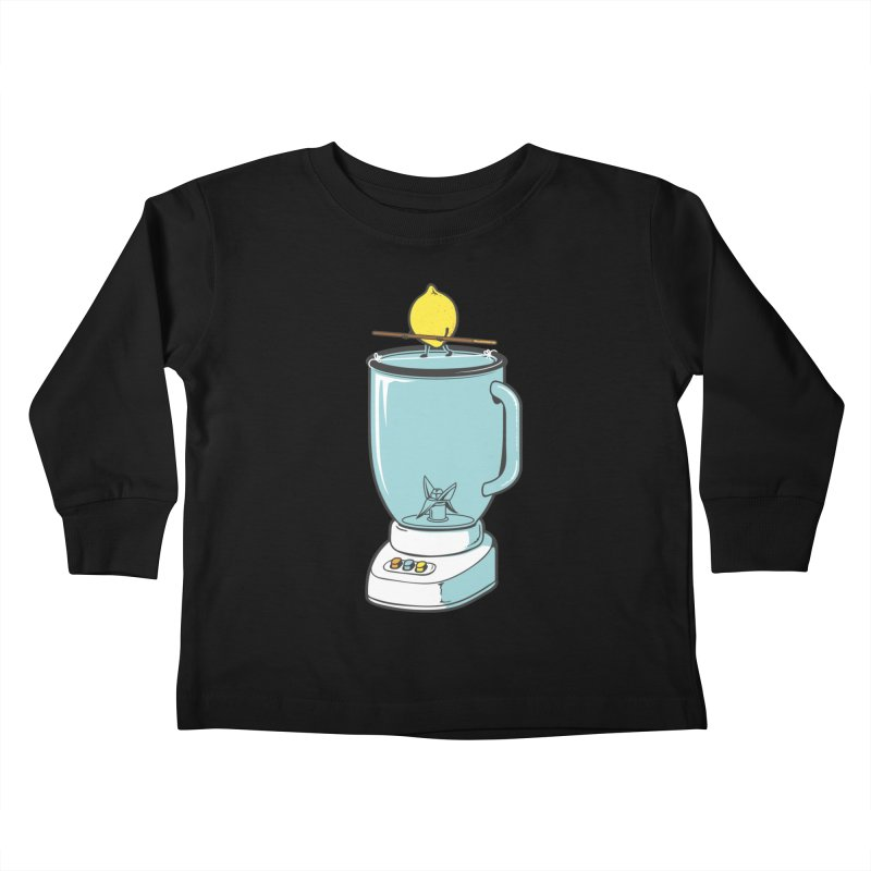 The Walk Kids Toddler Longsleeve T-Shirt by Flying Mouse365