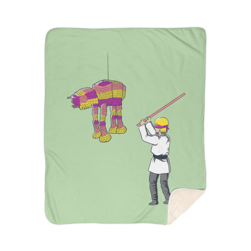 The War is Everywhere Home Blanket by Flying Mouse365
