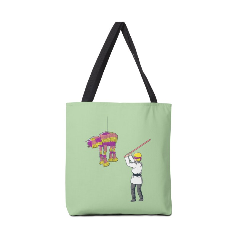 The War is Everywhere Accessories Bag by Flying Mouse365