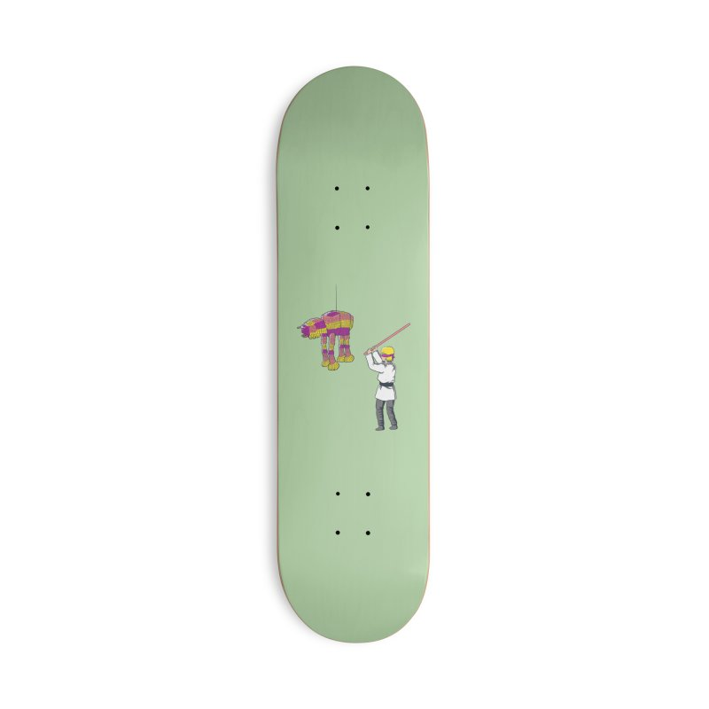 The War is Everywhere Accessories Skateboard by Flying Mouse365