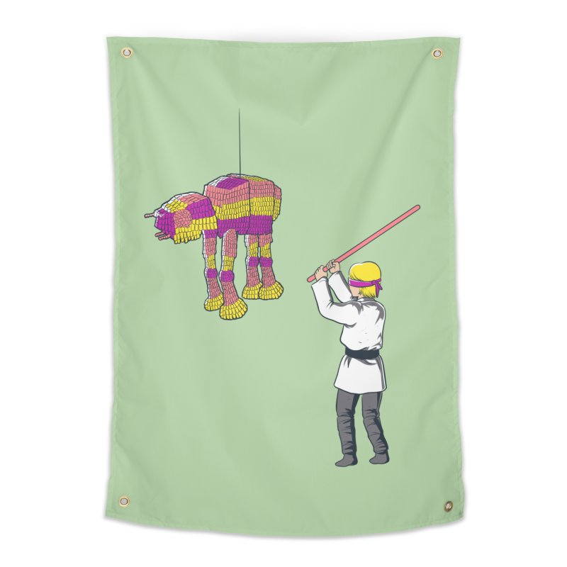 The War is Everywhere Home Tapestry by Flying Mouse365