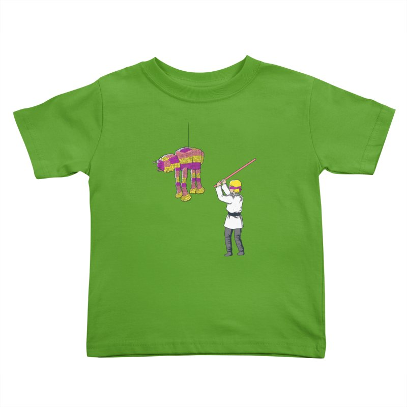 The War is Everywhere Kids Toddler T-Shirt by Flying Mouse365
