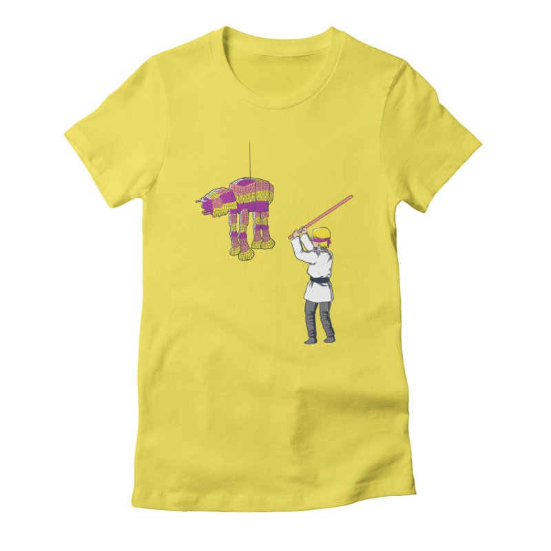 The War is Everywhere Women's T-Shirt by Flying Mouse365
