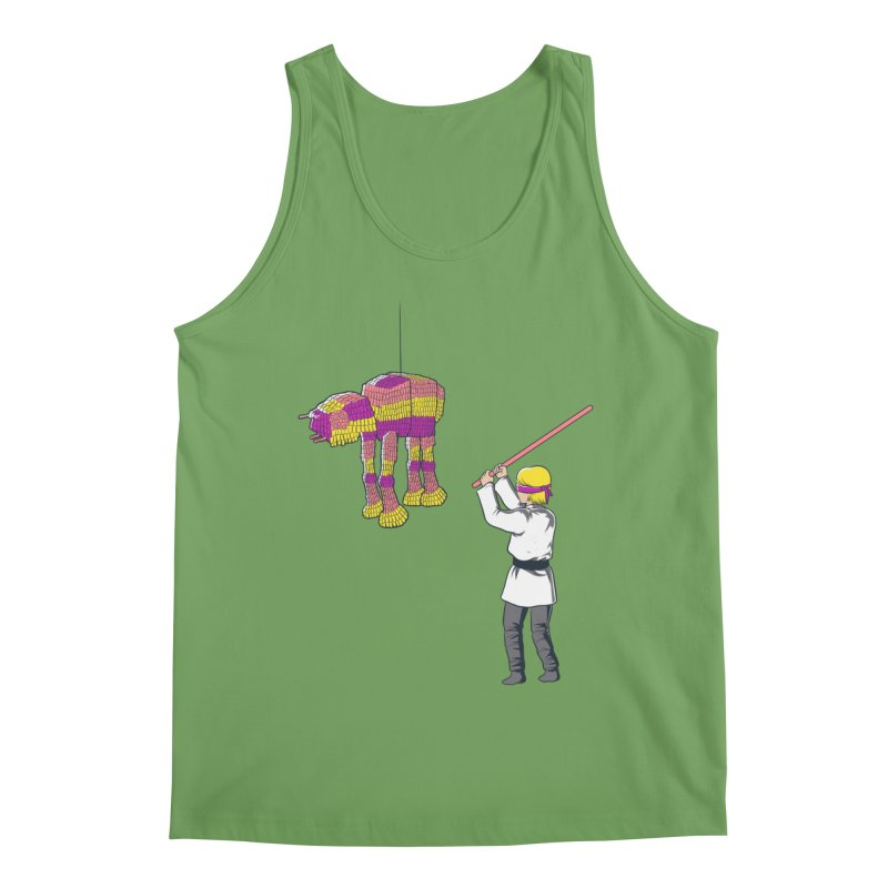The War is Everywhere Men's Tank by Flying Mouse365