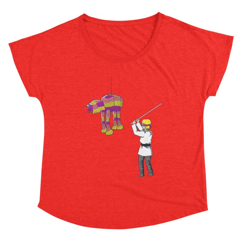 The War is Everywhere Women's Scoop Neck by Flying Mouse365