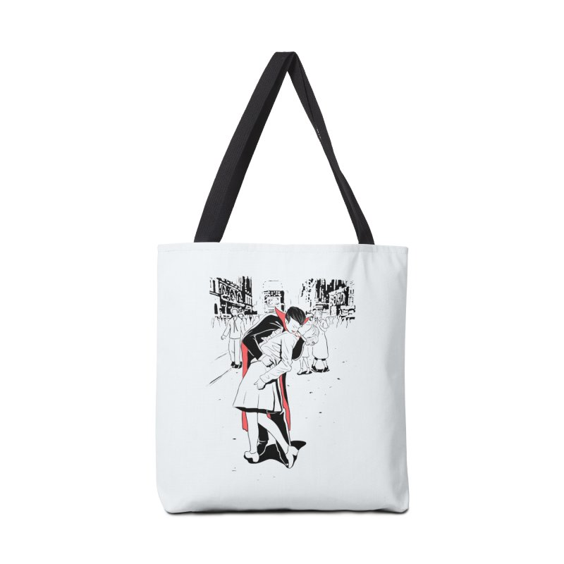 Time Square Bite Accessories Bag by Flying Mouse365