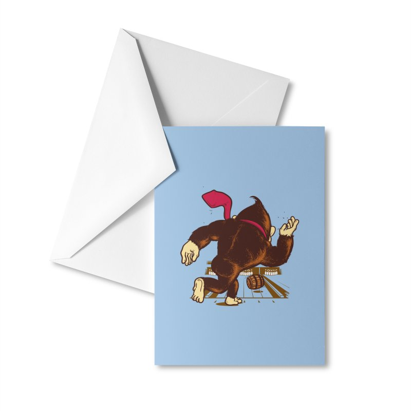 Training Field Accessories Greeting Card by Flying Mouse365