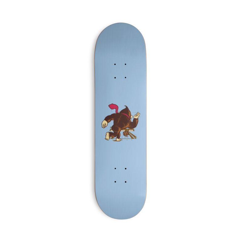 Training Field Accessories Skateboard by Flying Mouse365