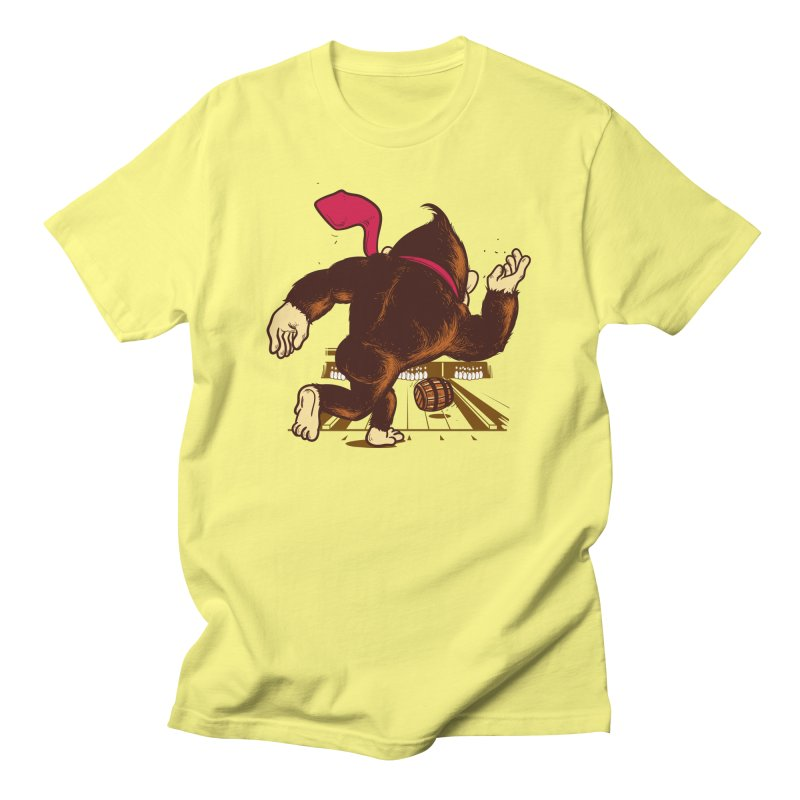 Training Field Men's T-Shirt by Flying Mouse365