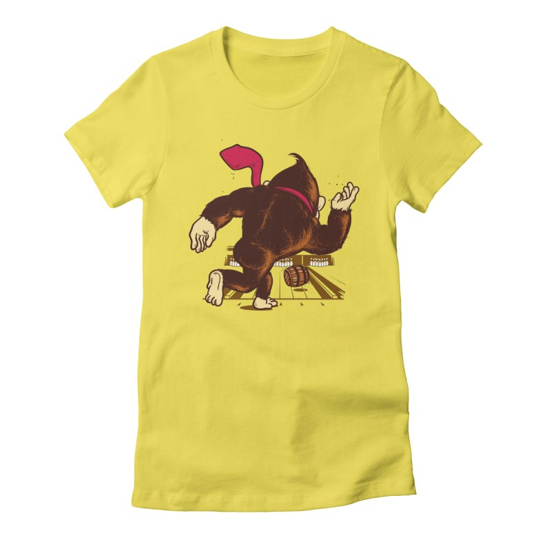 Training Field Women's T-Shirt by Flying Mouse365