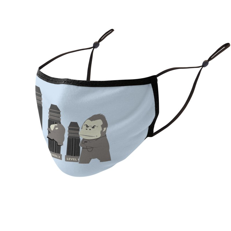 Training Accessories Face Mask by Flying Mouse365