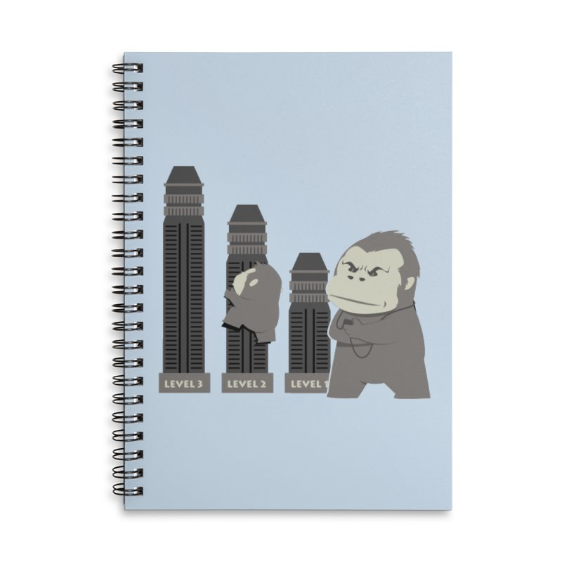 Training Accessories Notebook by Flying Mouse365