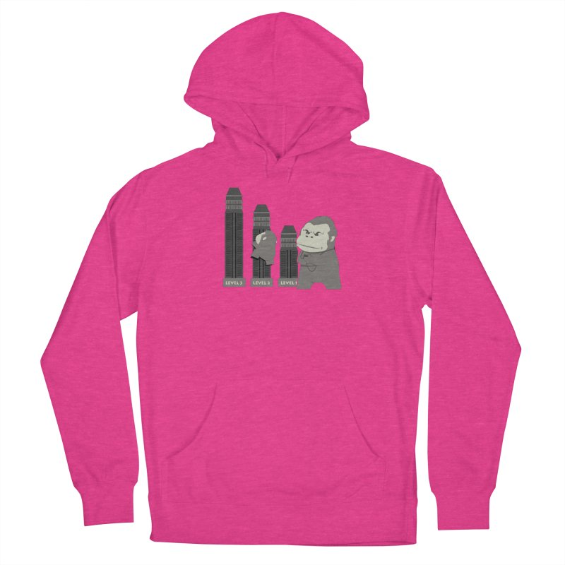 Training Women's Pullover Hoody by Flying Mouse365