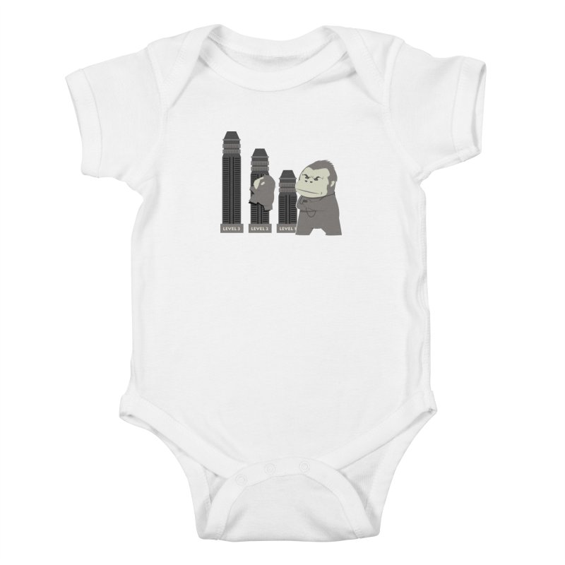 Training Kids Baby Bodysuit by Flying Mouse365