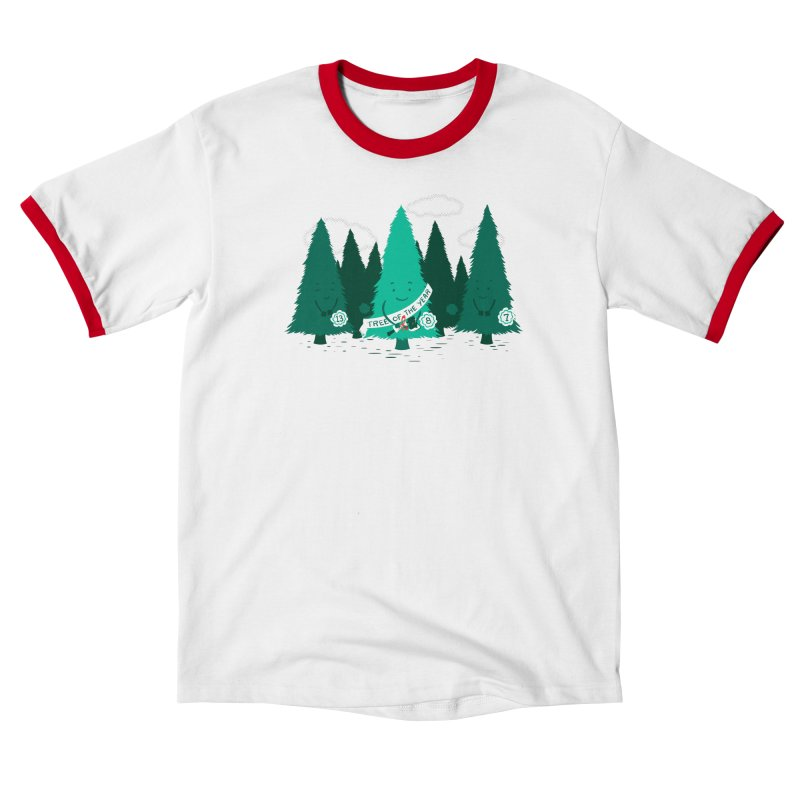 Tree Of The Year Men's T-Shirt by Flying Mouse365