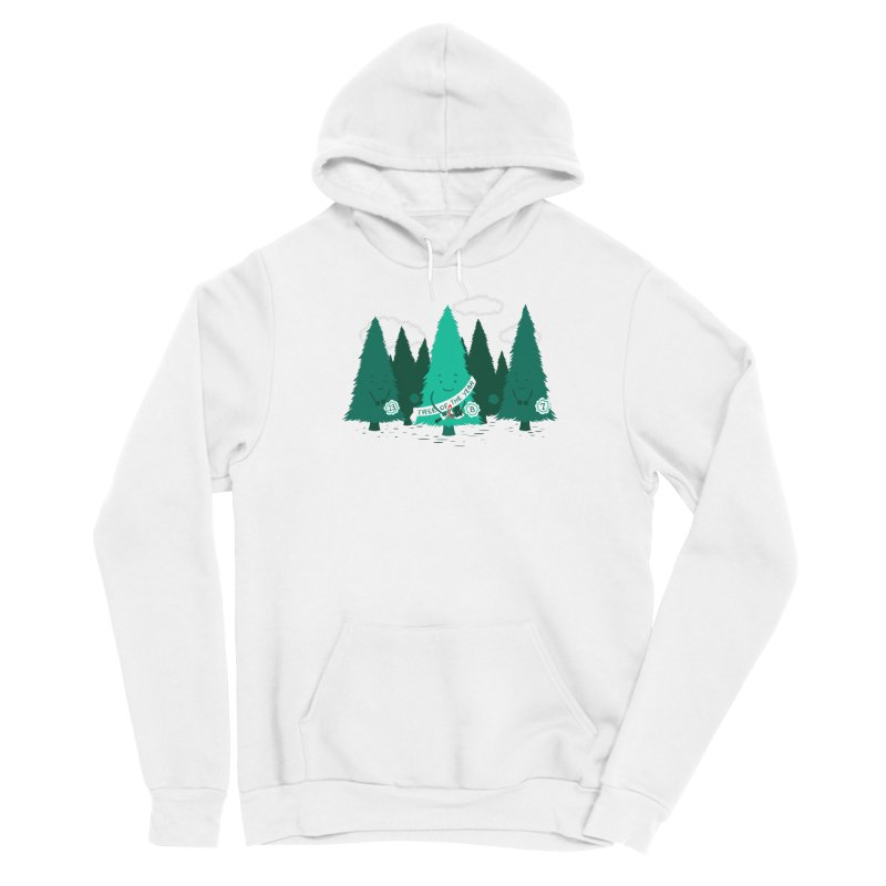 Tree Of The Year Men's Pullover Hoody by Flying Mouse365