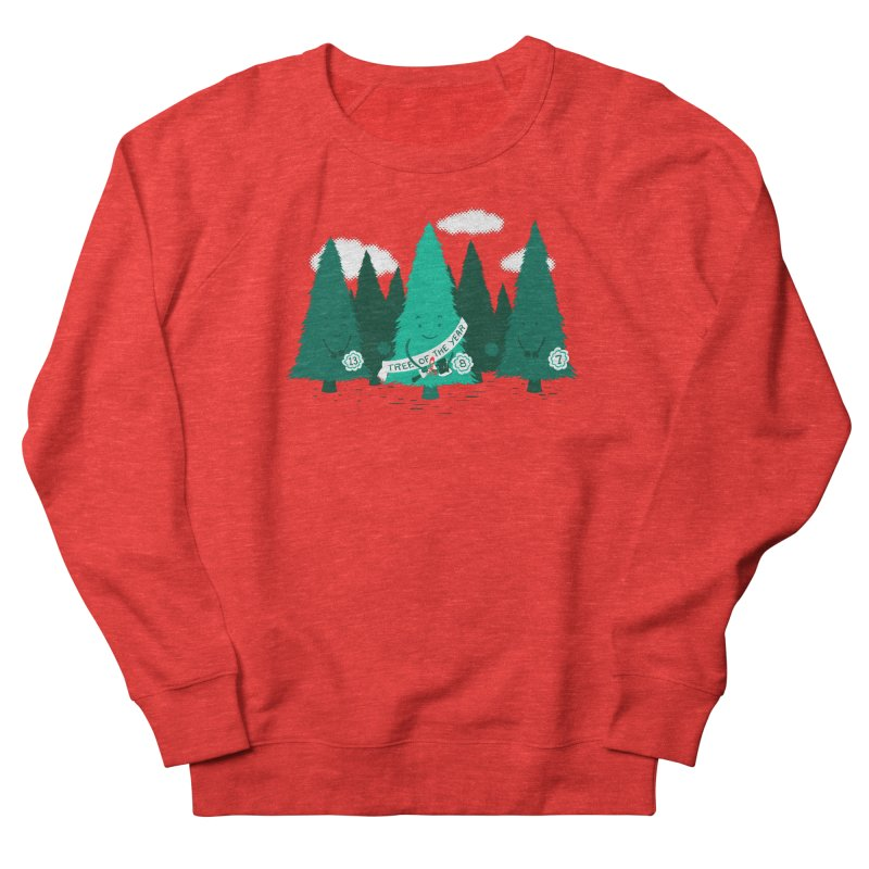 Tree Of The Year Men's Sweatshirt by Flying Mouse365
