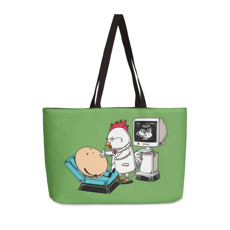 Ultrasound Scans Accessories Bag by Flying Mouse365