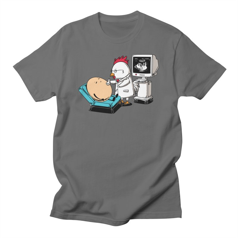 Ultrasound Scans Women's T-Shirt by Flying Mouse365