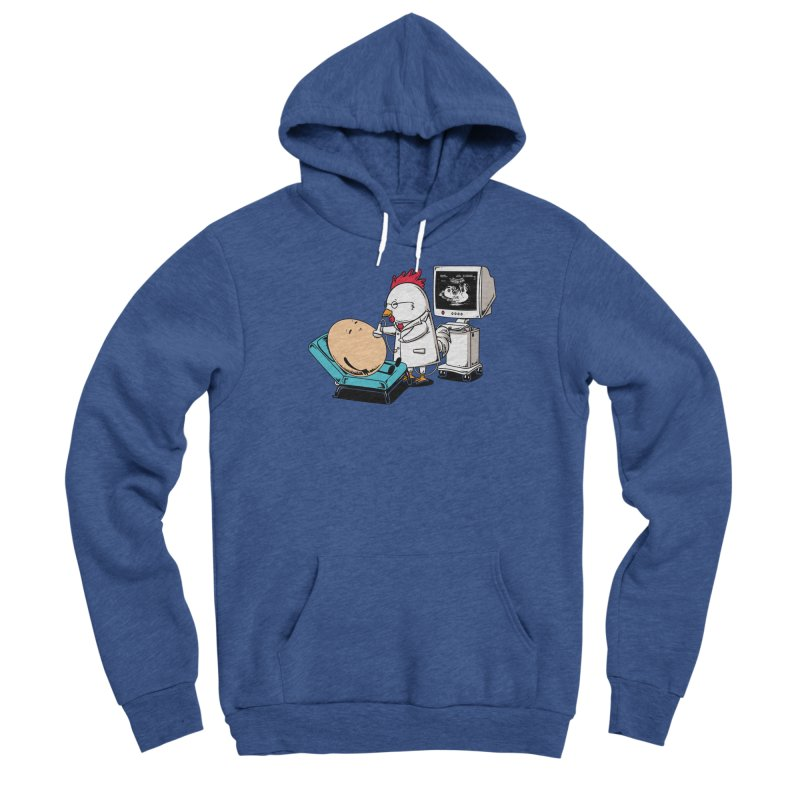 Ultrasound Scans Women's Pullover Hoody by Flying Mouse365