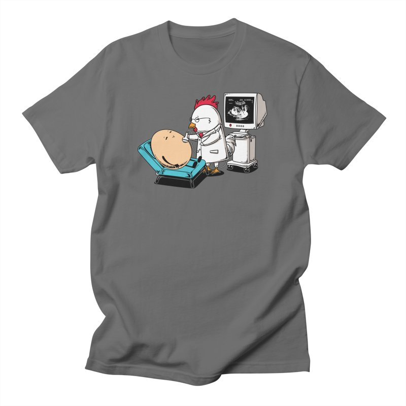 Ultrasound Scans Men's T-Shirt by Flying Mouse365