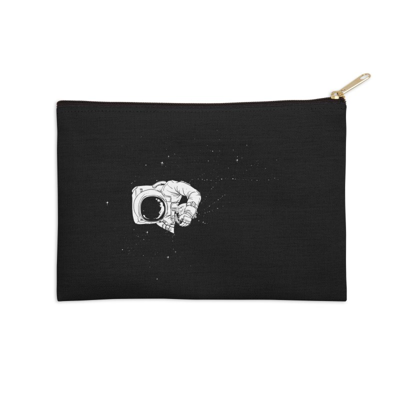 Universe Dream Accessories Zip Pouch by Flying Mouse365