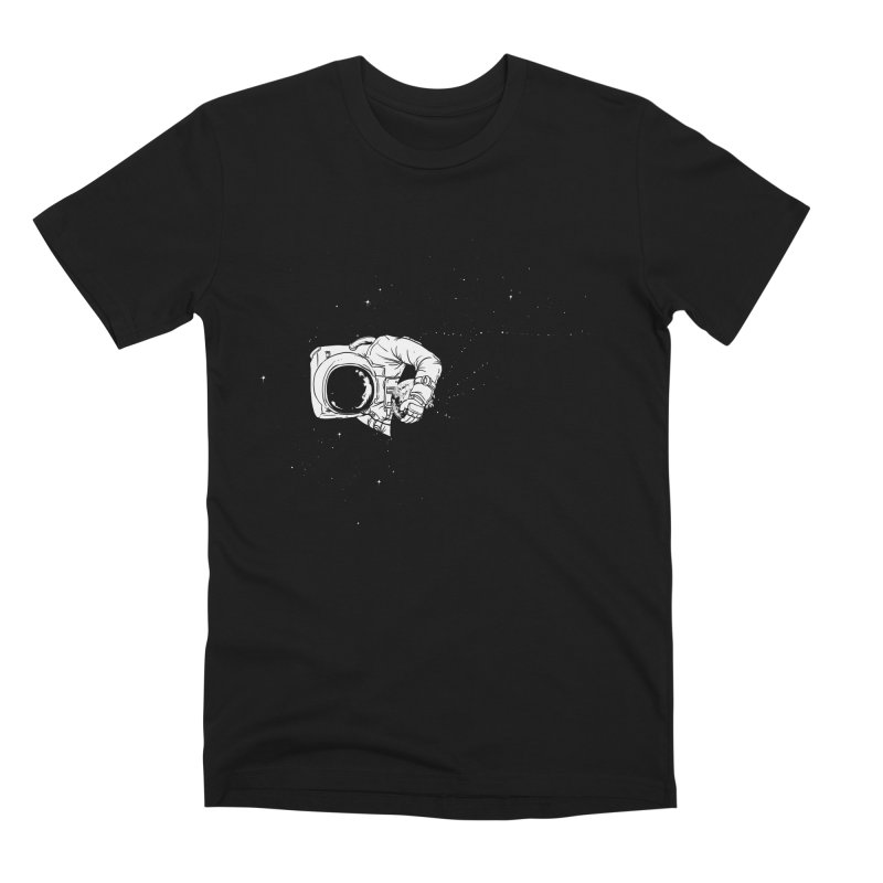 Universe Dream Men's T-Shirt by Flying Mouse365