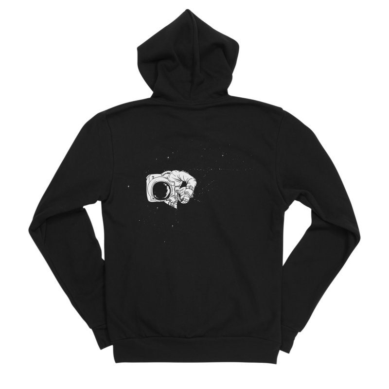 Universe Dream Women's Zip-Up Hoody by Flying Mouse365