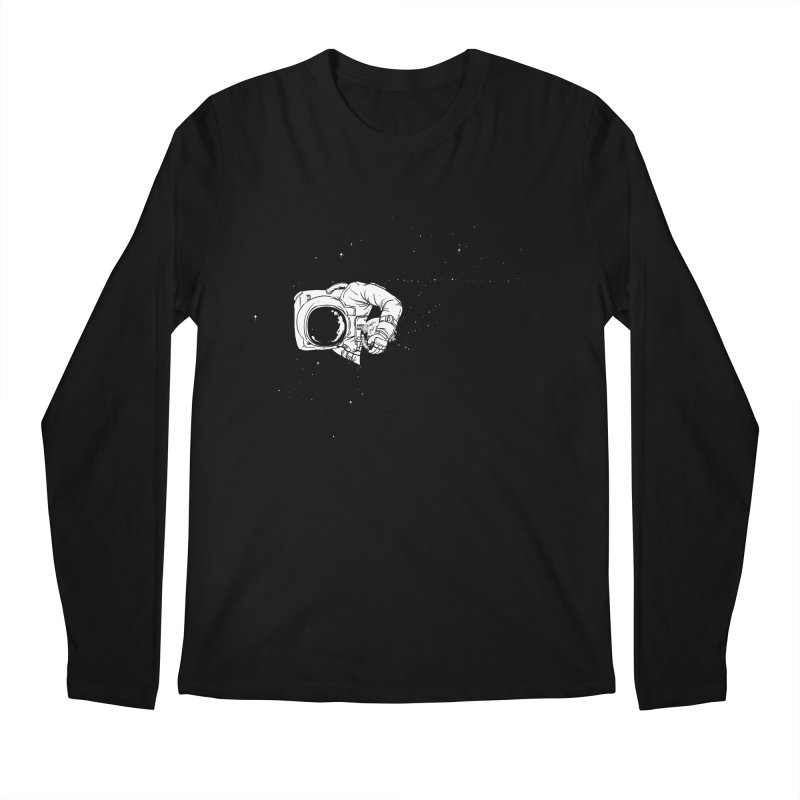 Universe Dream Men's Longsleeve T-Shirt by Flying Mouse365