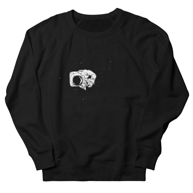 Universe Dream Men's Sweatshirt by Flying Mouse365