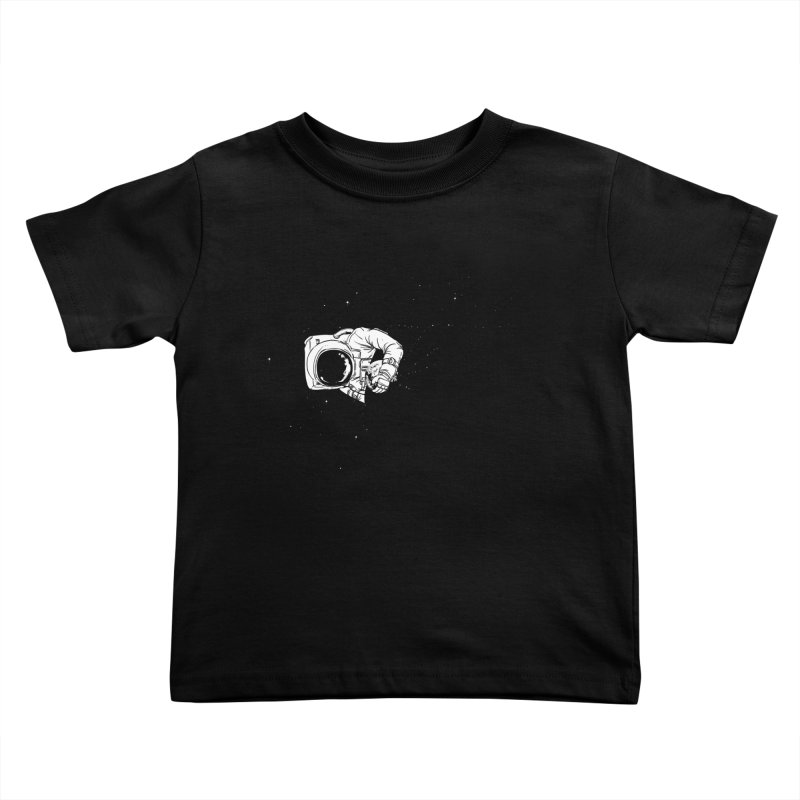 Universe Dream Kids Toddler T-Shirt by Flying Mouse365