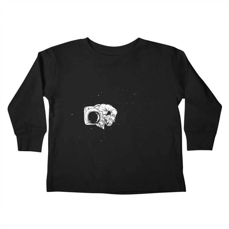 Universe Dream Kids Toddler Longsleeve T-Shirt by Flying Mouse365