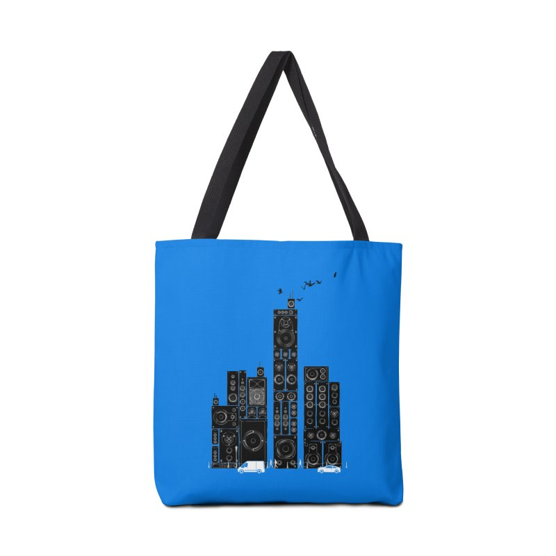 Urban Track Accessories Bag by Flying Mouse365