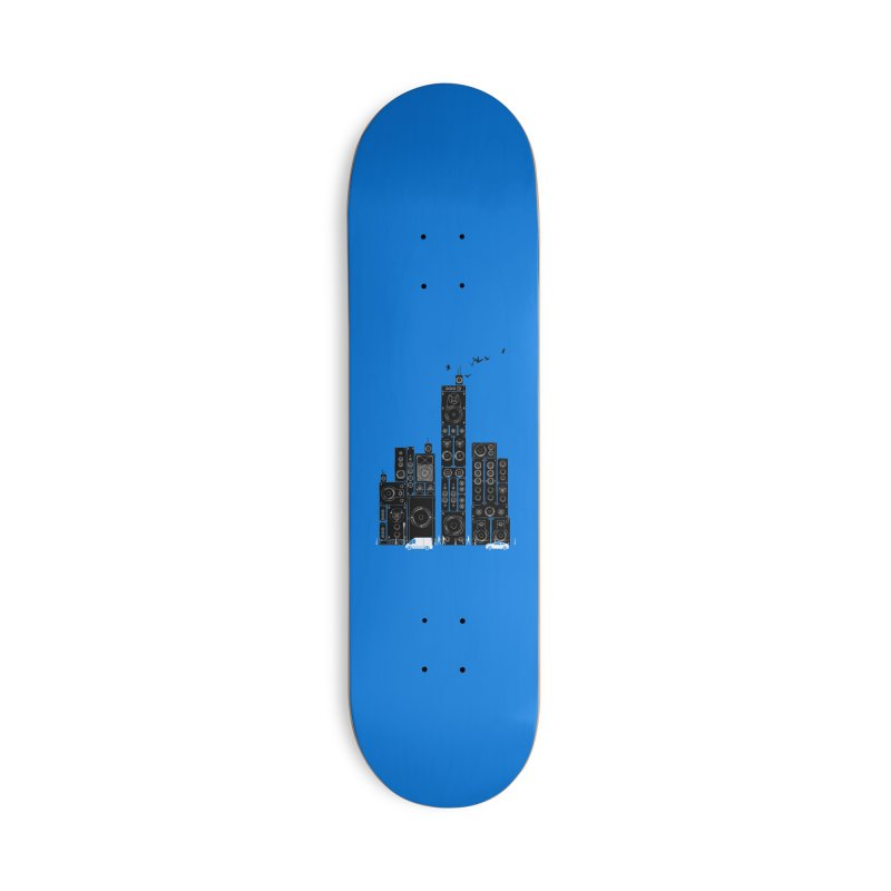 Urban Track Accessories Skateboard by Flying Mouse365