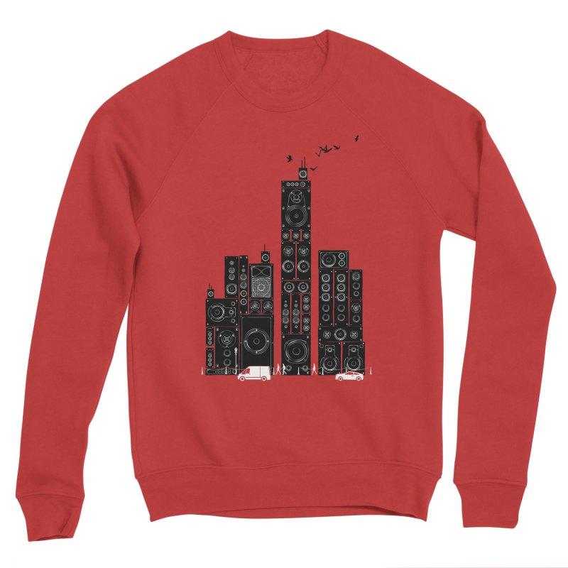 Urban Track Women's Sweatshirt by Flying Mouse365