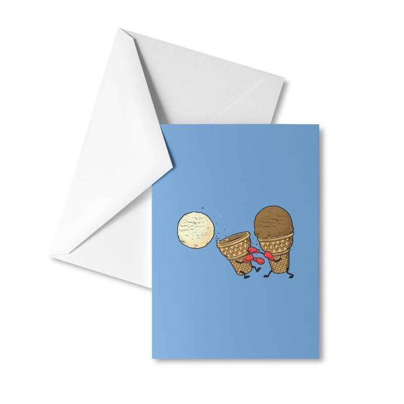 Victory Accessories Greeting Card by Flying Mouse365