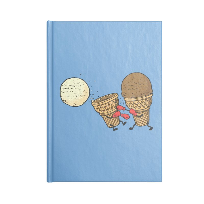 Victory Accessories Notebook by Flying Mouse365