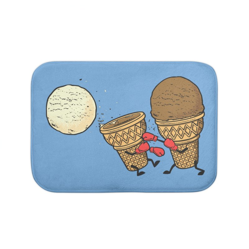 Victory Home Bath Mat by Flying Mouse365