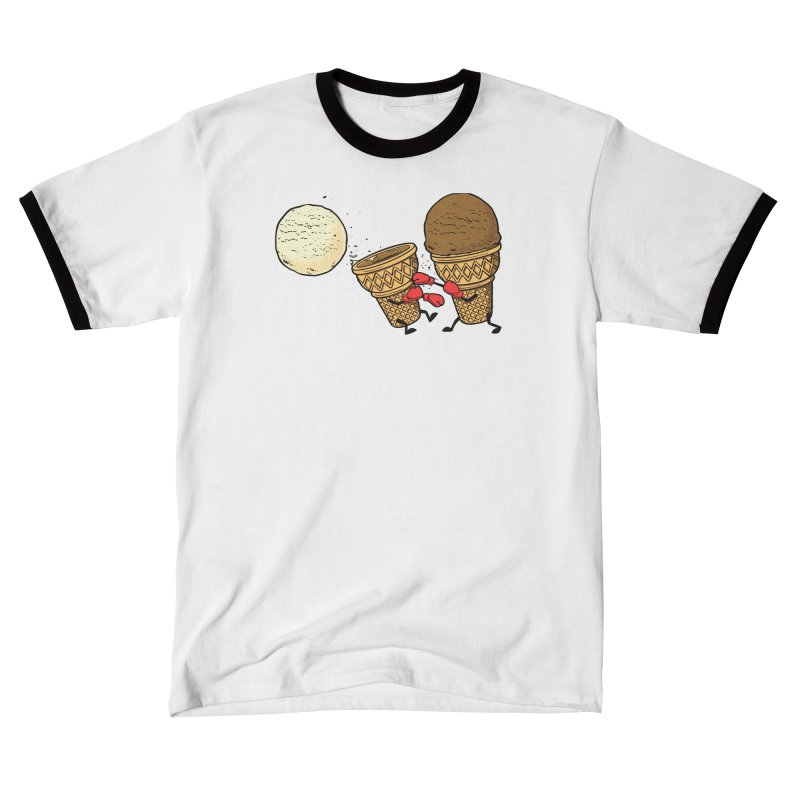 Victory Men's T-Shirt by Flying Mouse365
