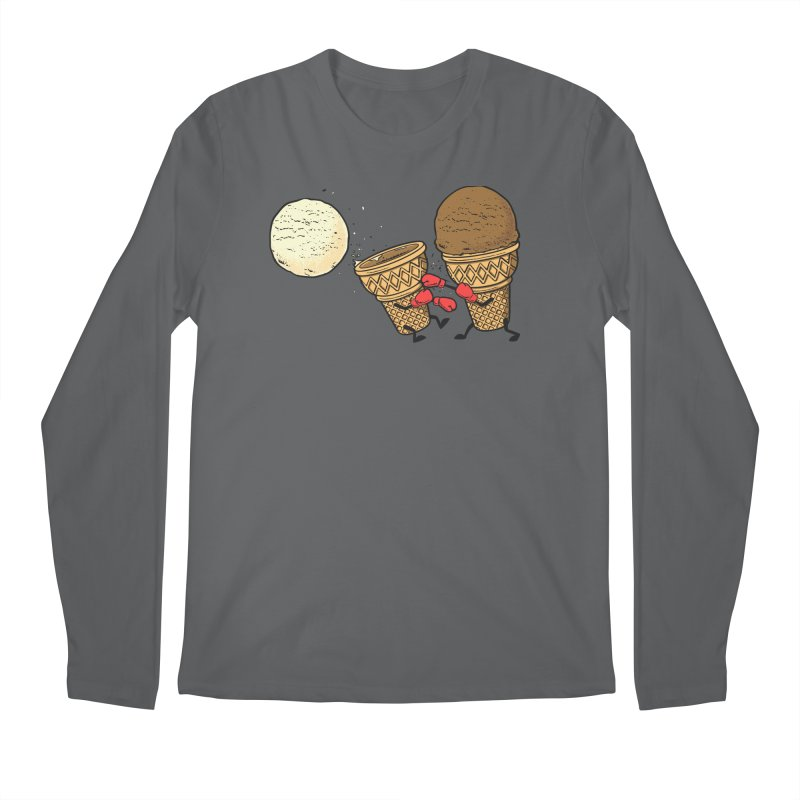 Victory Men's Longsleeve T-Shirt by Flying Mouse365
