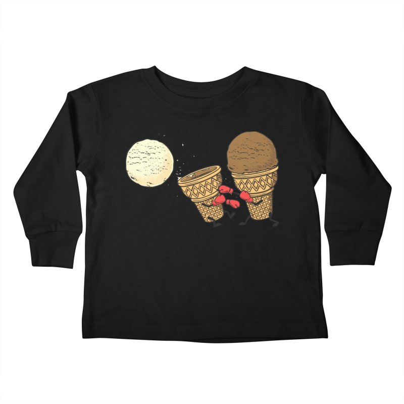 Victory Kids Toddler Longsleeve T-Shirt by Flying Mouse365