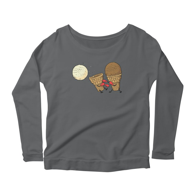 Victory Women's Longsleeve T-Shirt by Flying Mouse365