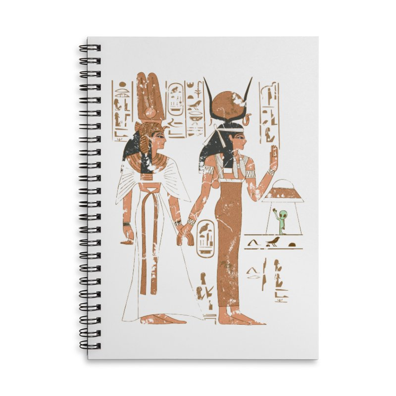 Visitor Accessories Notebook by Flying Mouse365