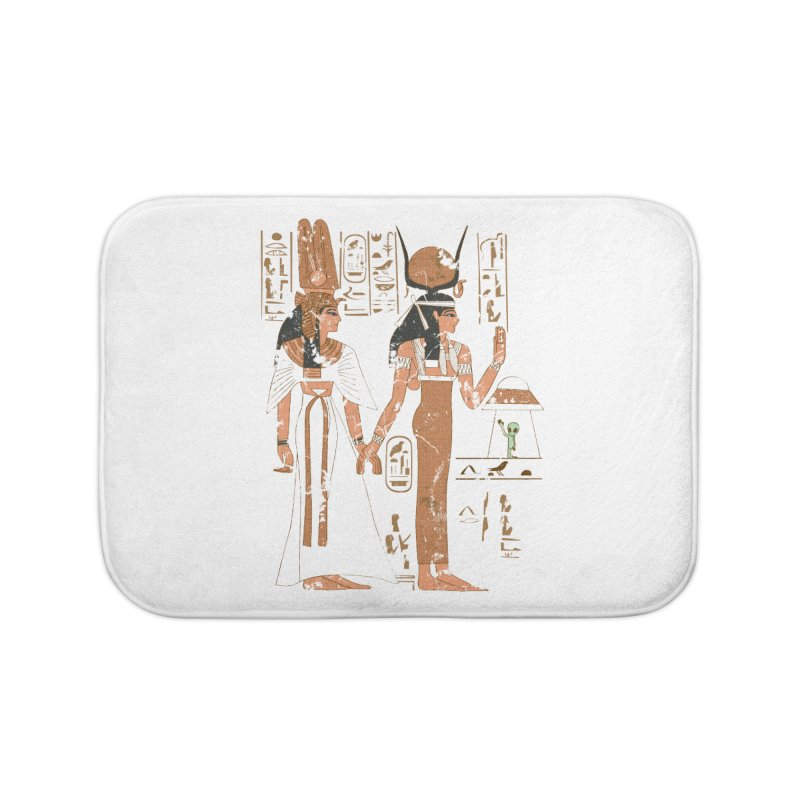 Visitor Home Bath Mat by Flying Mouse365