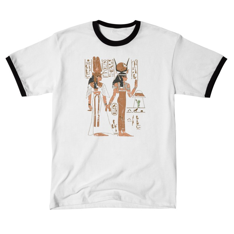 Visitor Men's T-Shirt by Flying Mouse365