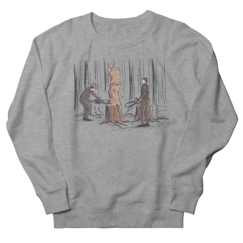 Masterpiece Women's Sweatshirt by Flying Mouse365
