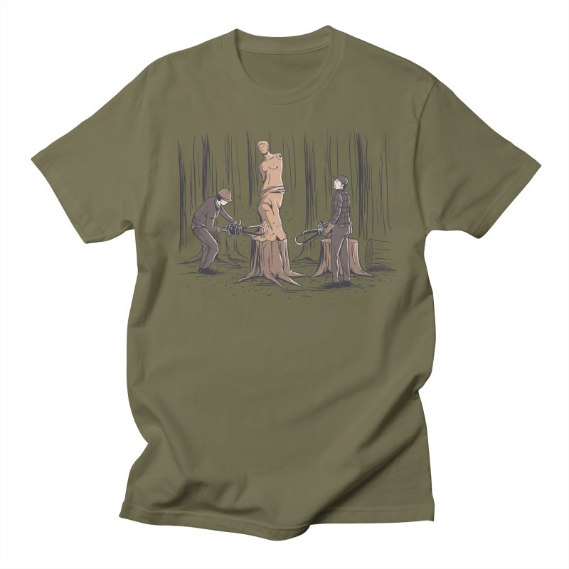 Masterpiece Women's Unisex T-Shirt by Flying Mouse365