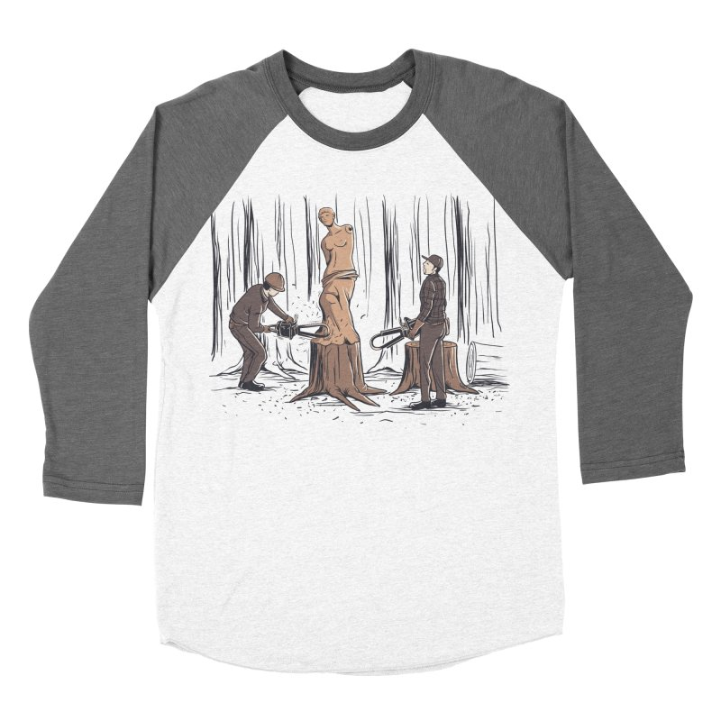 Masterpiece Women's Longsleeve T-Shirt by Flying Mouse365