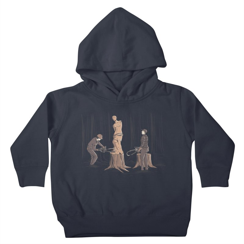 Masterpiece Kids Toddler Pullover Hoody by Flying Mouse365