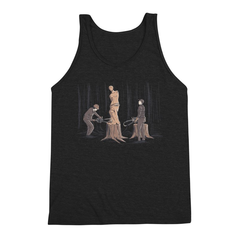 Masterpiece Men's Tank by Flying Mouse365